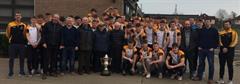 Curaidh Laighean 23.02.2020 / Leinster Champions